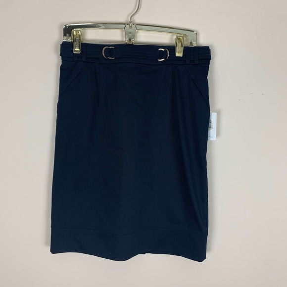 Calvin Klein Dresses & Skirts - Calvin Klein | Navy Pencil Skirt Size 8 NWT